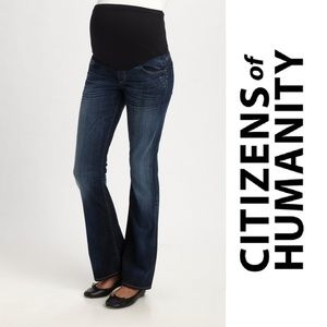 CITIZENS OF HUMANITY Maternity Jeans DITA Petite